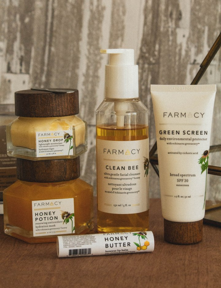 Honey In Skincare: Featuring Farmacy Beauty